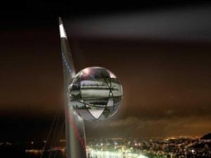 Der Berimbau Eco-Tower von Architekt Luis de Garrido: Nachhaltige Architektur für Olympia 2016.