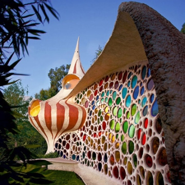 Fabelhaftes Schneckenhaus, die Casa Nautilus