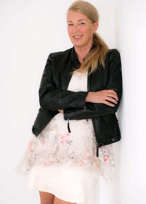 Heike Schröder bei ecowoman