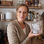 Nadine Schubert wünscht sich ein plastikfreies Leben