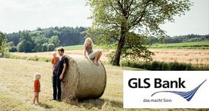 Als Kundin oder Kunde der GLS Bank wissen Sie was Ihr Geld macht wenn es auf der Bank liegt!