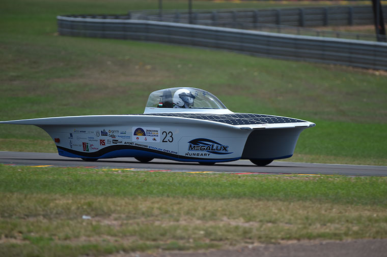 World Solar Challenge in Australien