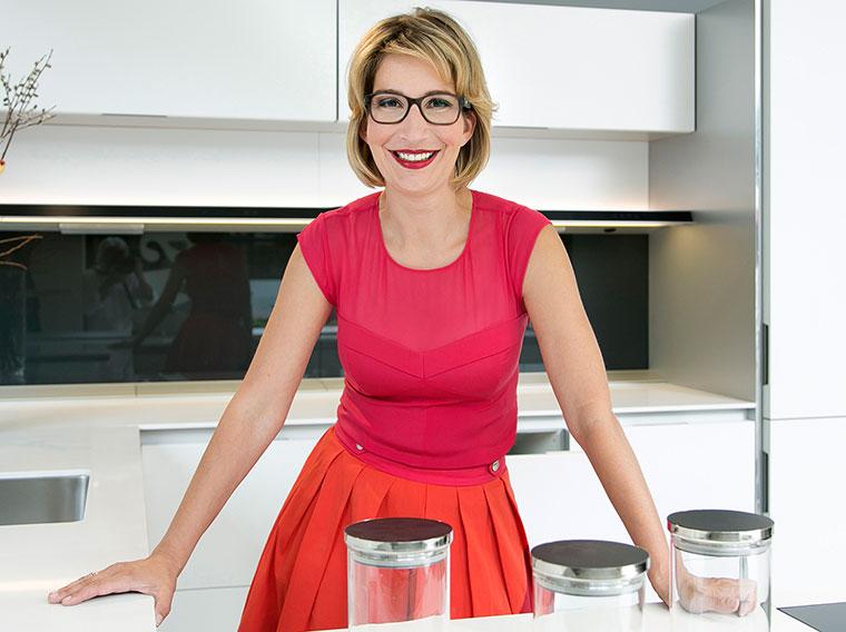 TV-Moderatorin engagiert sich für Nachhaltigkeit