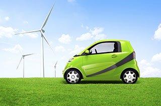 England testet Aufladung von Elektroautos