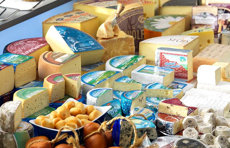 Öma Käse ein Traum für jeden Käseliebhaber