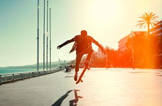 Skaten für eine bessere Welt