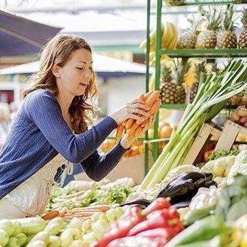 Wie nachhaltig sind unsere Supermärkte?