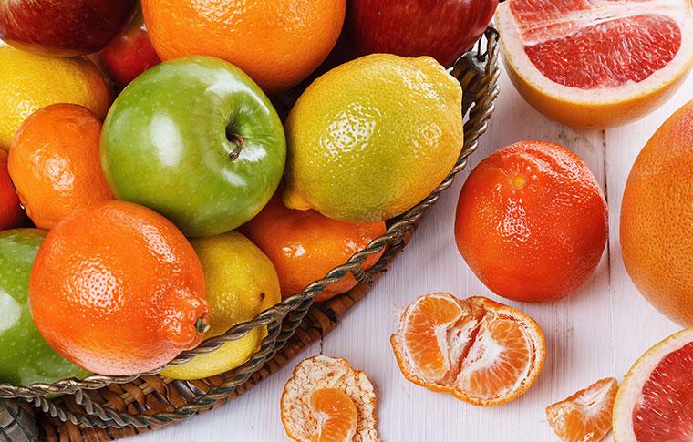Lebensmittel mit Antioxidantien sorgen für Anti-Aging-Effekt