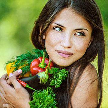 Mit diesen Lebensmitteln kannst du der Hautalterung vorbeugen