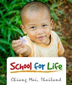 Vom Glück, Kindern helfen zu dürfen