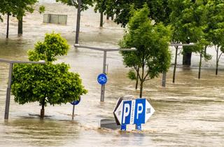 Anpassung an den Klimawandel muss sein