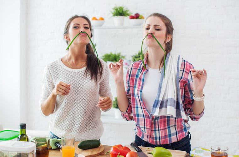 7 Argumente für Vegetarier