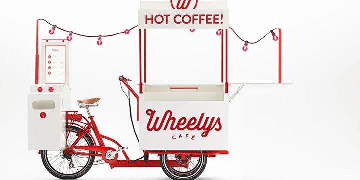 Nachhaltige Geschäftsidee: mobiler Coffeeshop