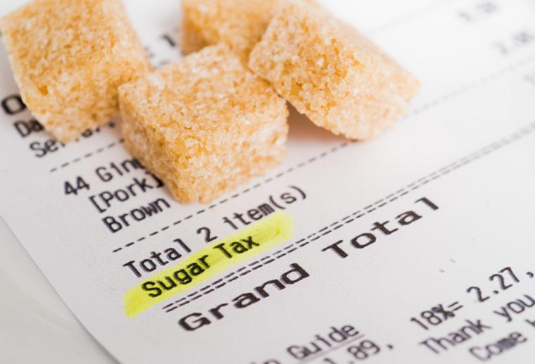 CDU-Politiker fordern Zuckersteuer