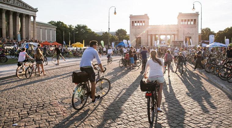 Fahrrad Festival München 1.-2.10.2016