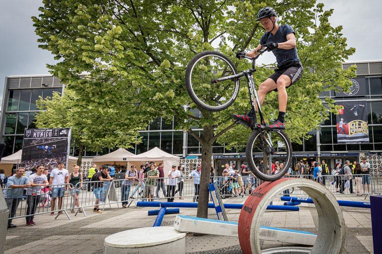 Fahrrad Festival München Workshops