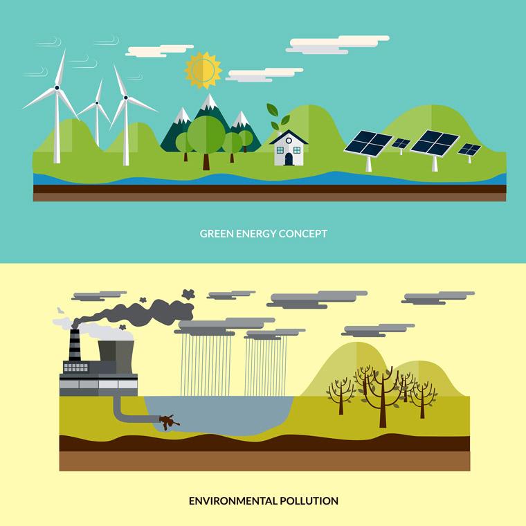 Wissen zu alternativen Energien