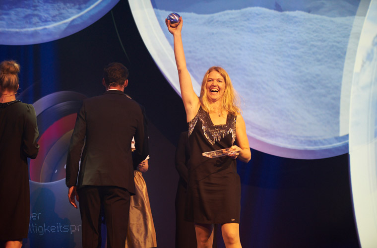 Preisverleihung DNP Award