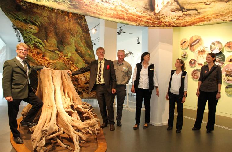 Nationalpark Eifel, Erlebnisausstellung