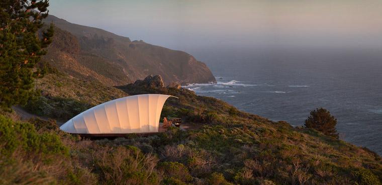 Autonomous Tent bewegliches Hotel, geringe Umweltbelastung