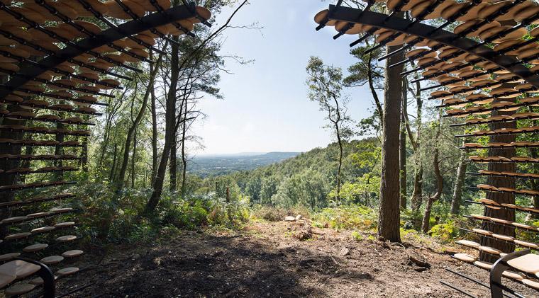 Innenansicht Surrey Hills Giles Miller Studio