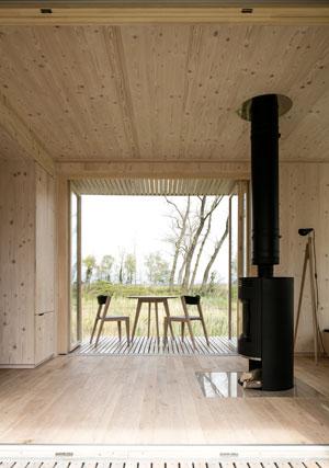 Mobile architektur luxus camping ark shelter minimal und for Minimalistisch leben blog