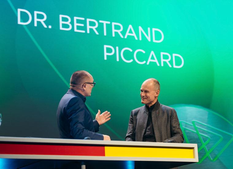 Ehrenpreis für Piccard