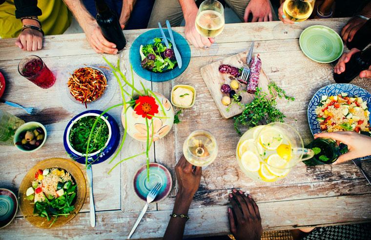 Foodsharing ein Festival gegen die Lebensmittelverschwendung