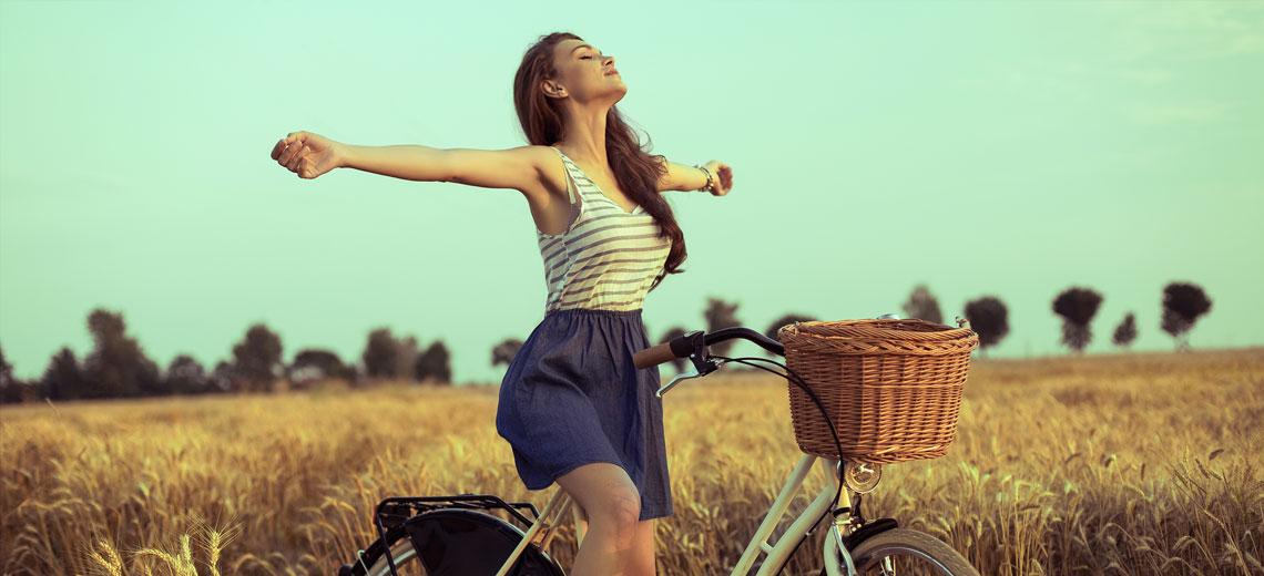10 Tipps für ein langes, gesundes und glückliches Leben