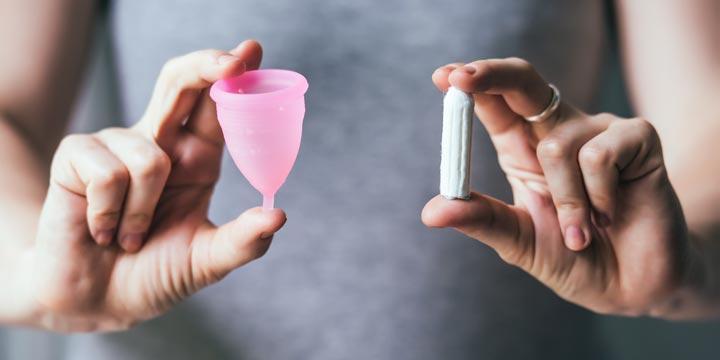 Menstruationstasse Erfahrungen: Alternative zu Binden und Tampons?