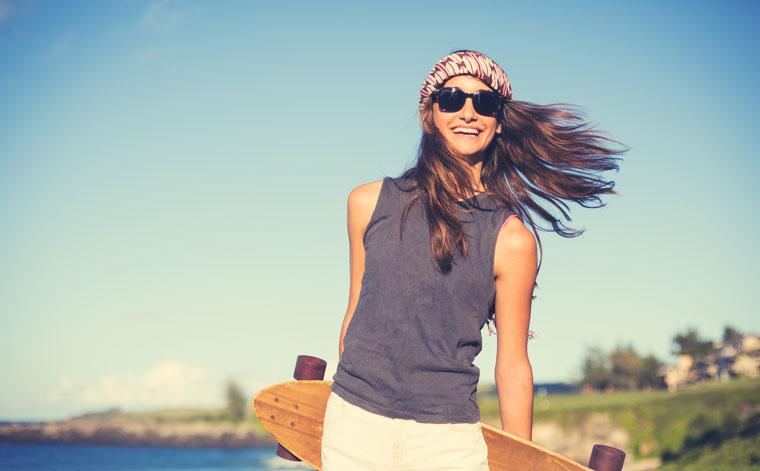 Haare vor UV-Licht schützen: Unsere Top 5 Pflegetipps