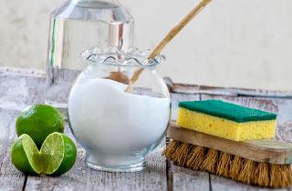 Grüner Putzen – Natürliche Reinigungsmittel selbst gemacht