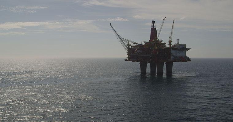 Planet Oil Nordseebohrinsel