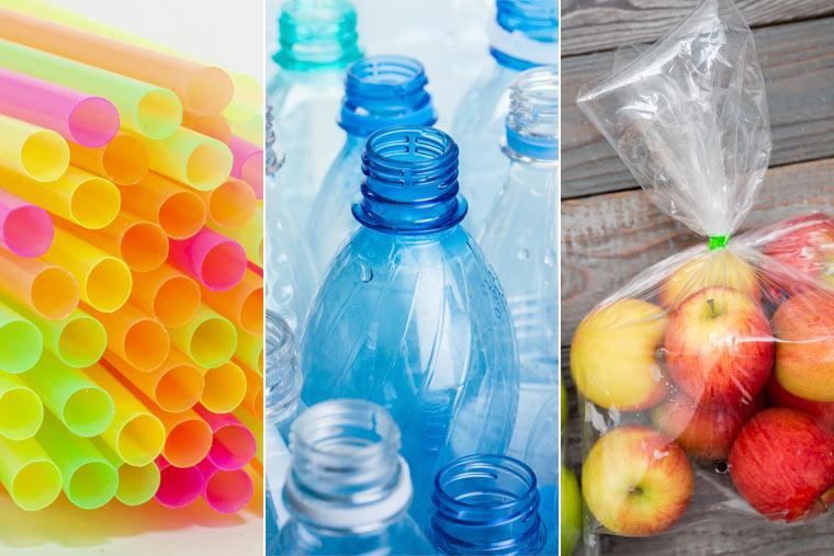 Plastik im Alltag