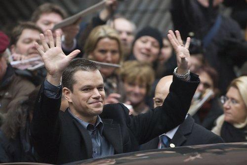 Matt Damon ©Siebbi CC BY 2.0 http://bit.ly/12SieWA