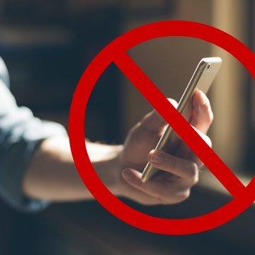 Deshalb solltest du dein Handy einfach mal ausgeschaltet lassen