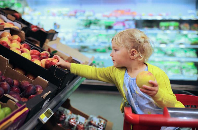 Wo einkaufen? Supermarkt oder Discounter? Frisches Obst und Gemüse, Bio-Produkte