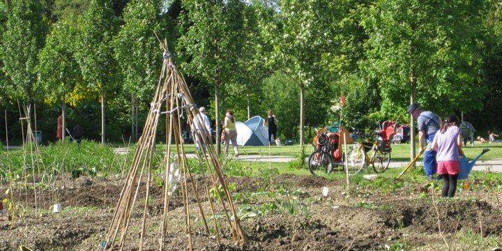 Essbare Stadt holt urbane Gärten nach Deutschland