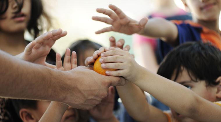 Welternährung und Hungersnot