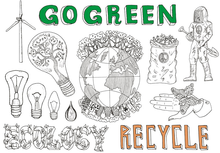 Mehr Nachhaltigkeit im Alltag fünf Tipps