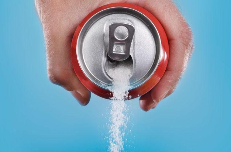 Zucker löst nicht nur Erkrankungen wie Diabetes sondern begünstigt Entstehung von Krebs