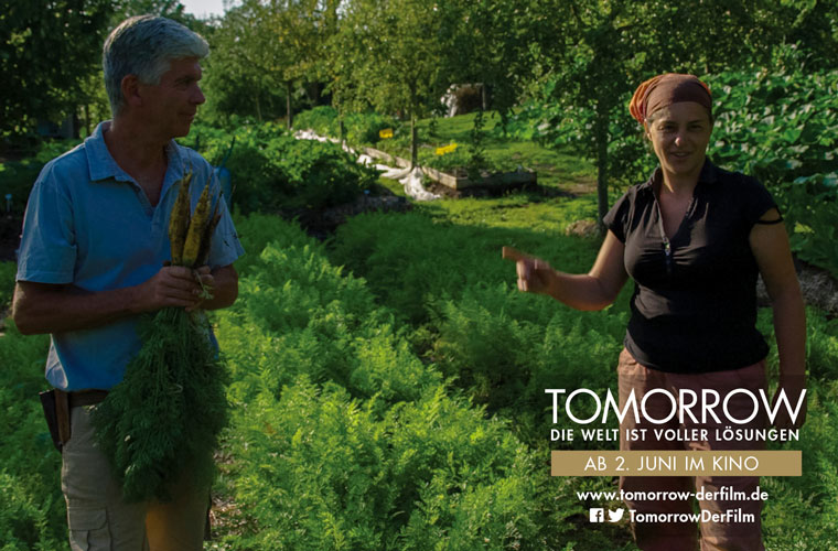 Ecowoman-Filmtipp: Tomorrow, ein Film zeigt, wie man die Welt retten kann
