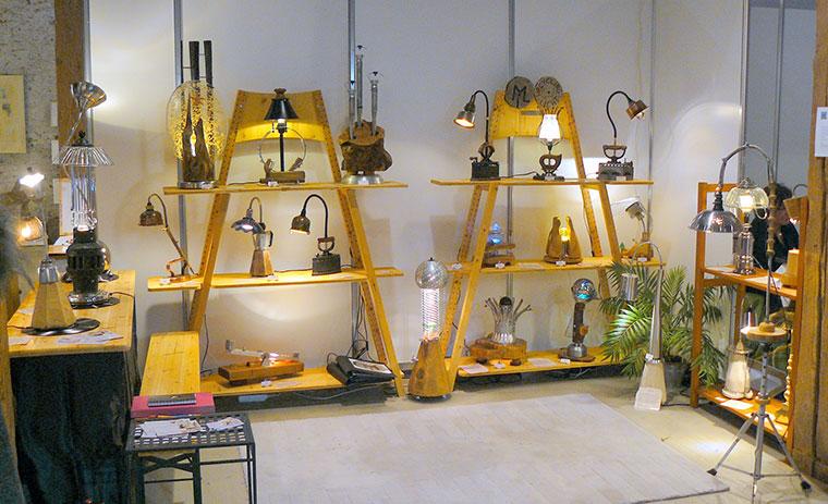 Werkstatt von Leuchten-Lutze