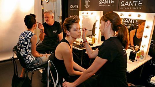 Michalsky StyleNite 2014 Mode Highlight mit SANTE Naturkosmetik ...