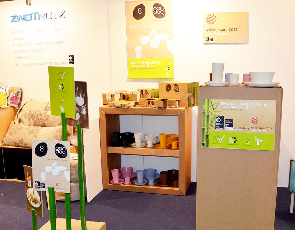 ecostyle messe frankfurt 2014 nachhaltige produkte. Black Bedroom Furniture Sets. Home Design Ideas