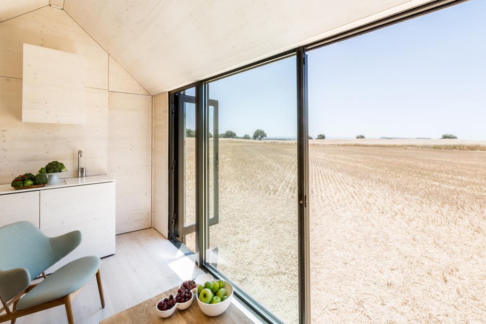 eco architektur fertighaus aus holz rundum nachhaltig