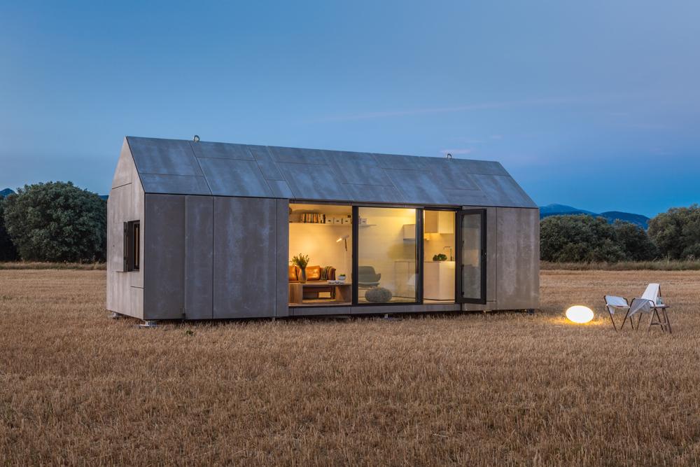 Fertighaus Holz eco architektur fertighaus aus holz rundum nachhaltig