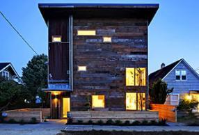 Kluges Haus mit ökologischer Weitsicht