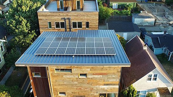 Der Traum vom smarten Eco-Haus ist längst wahr