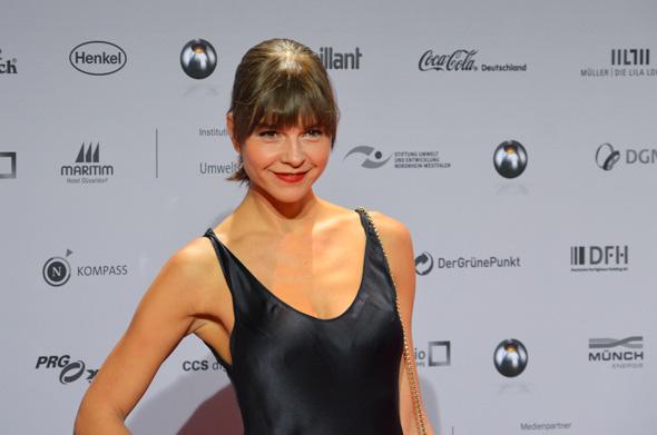 Deutscher Nachhaltigkeitspreis 2016 Schauspielerin Susan Höcke